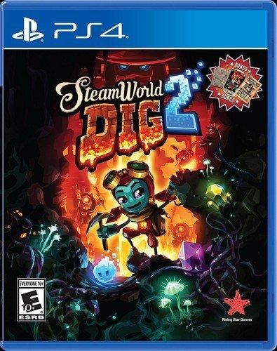 61%2BAQvCEooL - Steamworld Dig 2 - PlayStation 4