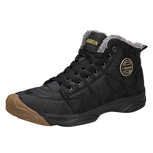 Amazon.com: Aubbly - Zapatillas deportivas ligeras de ...