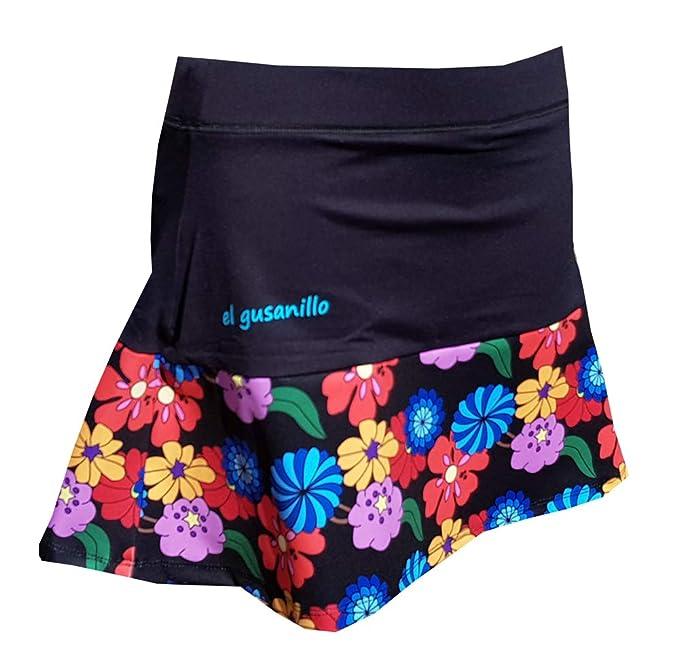 El Gusanillo - Falda de pádel o Tenis para marcar Tendencia ...