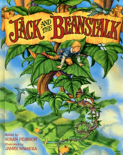 Jack and The Beanstalk (Fee Fi Fo Fum Jack And The Beanstalk)