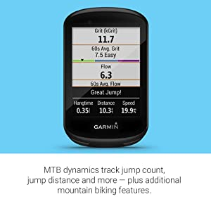 MTB Dynamics tracks - Garmin Edge 830