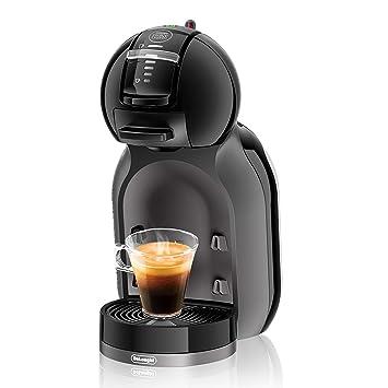 De Longhi 0132180582 Máquina para café espresso y otras bebidas en cápsula, 0.8 L), Negro/Gris: Amazon.es: Hogar