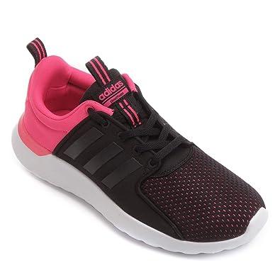 hot sales 79573 9cb68 adidas Damen Cf Lite Racer W Fitnessschuhe Rosa (RosimpNegbasFtwbla) 36