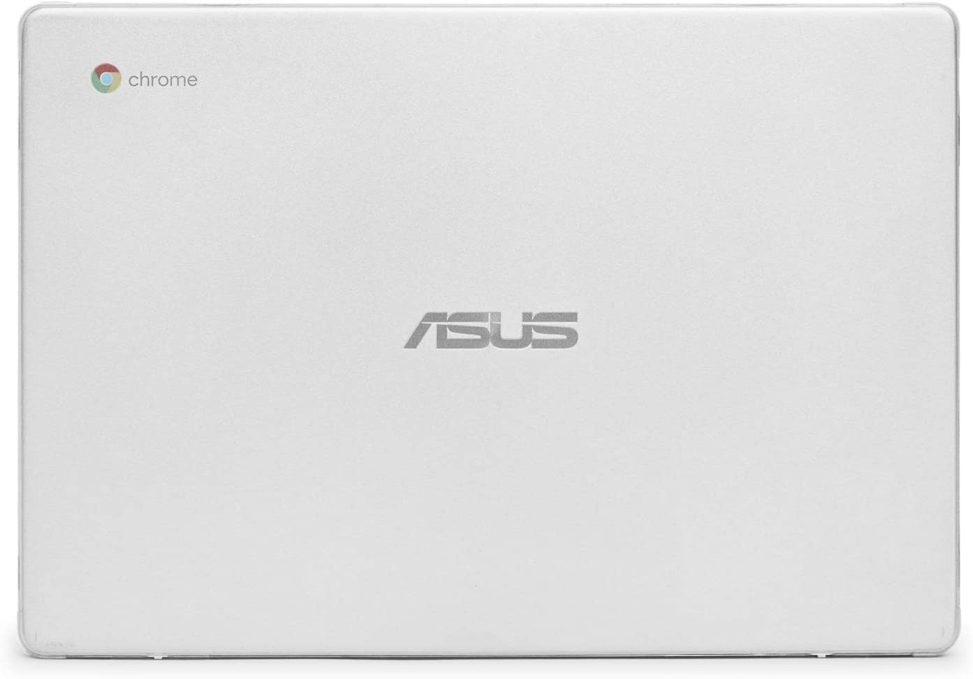 mCover Hard Shell Case for 2019 14-inch ASUS Chromebook C423NA Series Laptop - ASUS C423 Clear