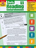 Daily Reading Comprehension (Daily Practice Books, Grade 5)
