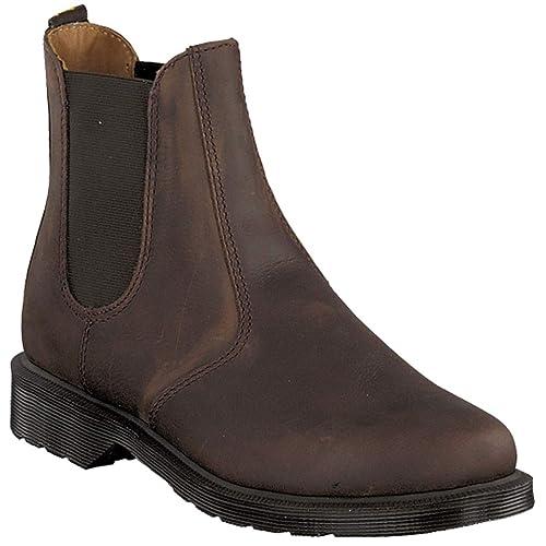 Dr. Martens Laura Chelsea Dark Brown  Amazon.co.uk  Shoes   Bags c3c2a8795