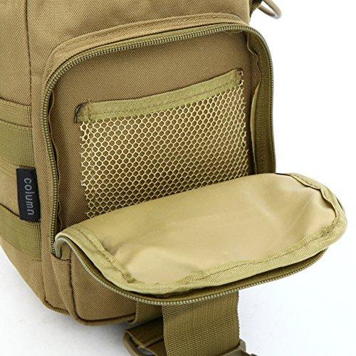 Bolso al aire libre/bolso de hombro inclinado/Bolso casual de la de los hombres/Paquetes de deporte al aire libre-B B
