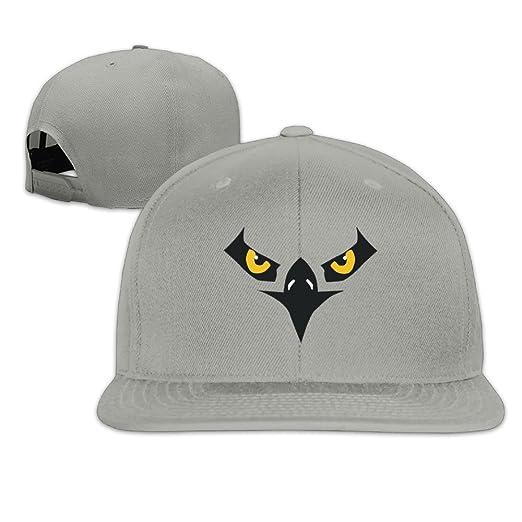 25da1aba35e Logo Baseball Caps Plain Safari Hats LiamP Fanny Bald Eagle Hawk Stare