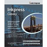 Inkjet Glossy Photo Paper 60''x100' Roll PCUG60100