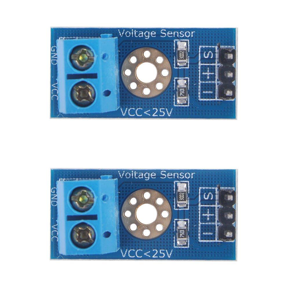 Voltage Sensor Module 25 V Acs712 30a Current Art Of Circuits