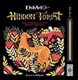img - for Etchart: Hidden Forest: Reveal the wonders of the wild in 9 amazing Etchart scenes book / textbook / text book