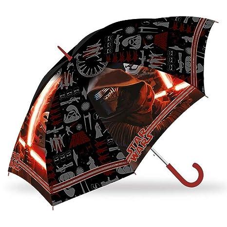 Star Wars Paraguas para niños Kylo Ren SWE7005 de La Guerra de las Galaxias