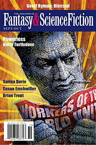 Magazines : Fantasy & Science Fiction (print edition)
