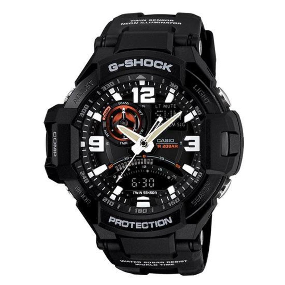 CASIO 腕時計 G-SHOCK GA-1000-1A