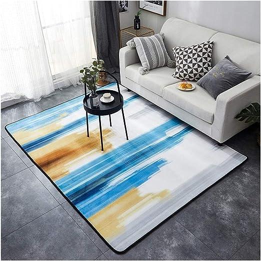 A-ZHP & Supermercado de alfombras Alfombra de área Grande de Tela ...