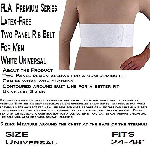 Male Rib Belt - Rib Belt 2 Pnl 6