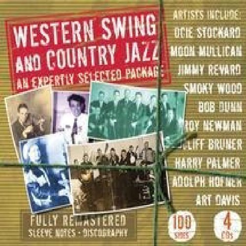 Western Swing & Country Jazz by Jsp Records