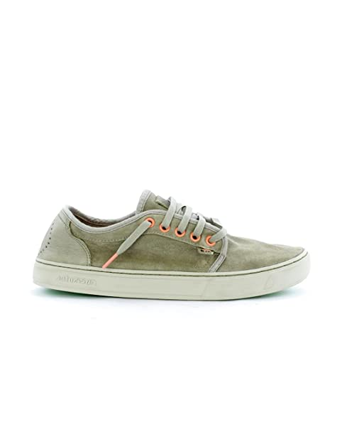 Satorisan Scarpe Sneaker Uomo HEISEI P16 U Suede Gravel Primavera Estate 2018: Amazon.es: Zapatos y complementos