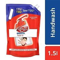 Lifebuoy Total 10 Handwash Refill - 1.5 L