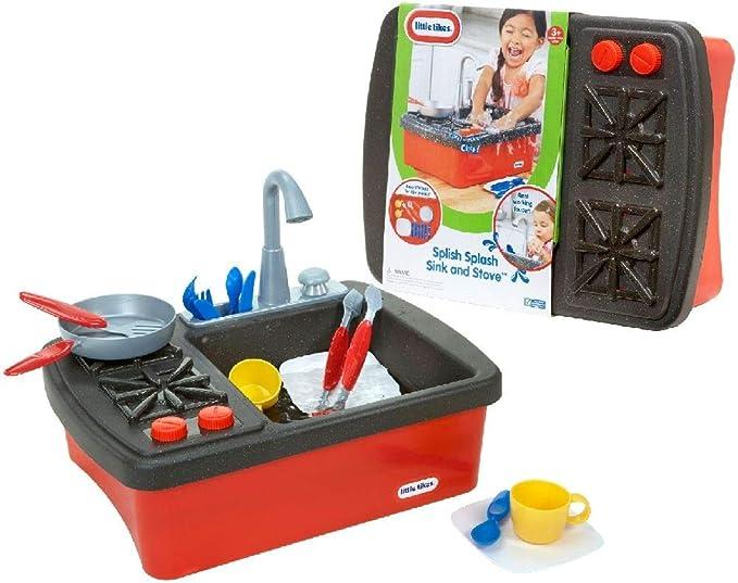 Spielzeug Waschbecken -  Little Tikes Spülbecken