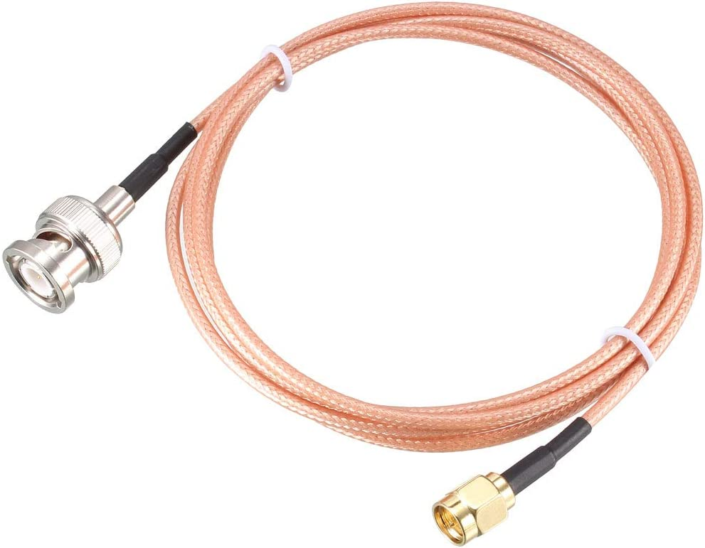 6 feet RG316 SMA Female to BNC Male RF Pigtail Coaxial Cable