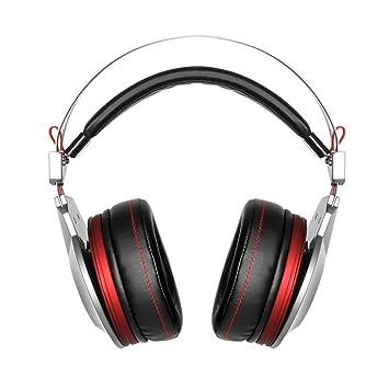 PS4 Gaming Auriculares para Juegos de PC con Micrófono: Amazon.es: Electrónica