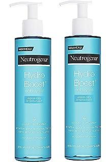 Neutrogena Hydro Boost limpiador Aqua-Gel Hydratant – – Juego ...