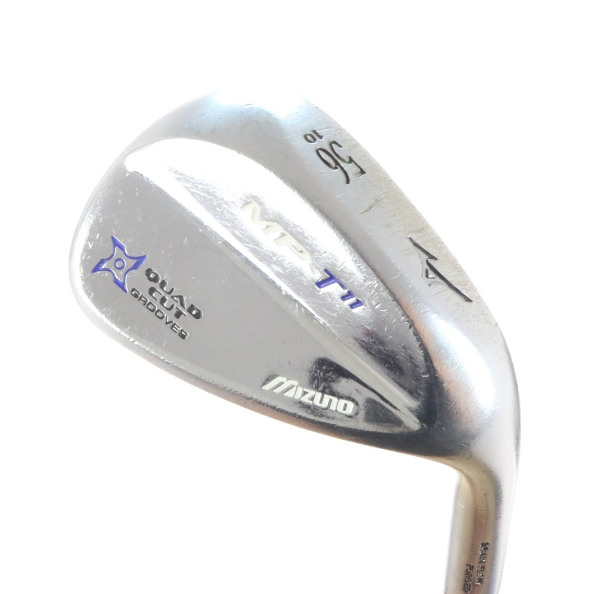 Mizuno mp-t11 Wedge para diestros acero 56 °: Amazon.es ...