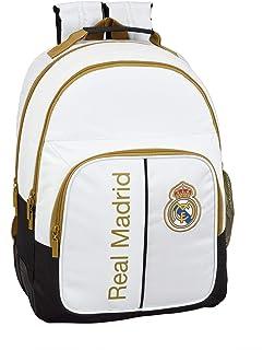 Real Madrid CF Mochila Grande Doble Adaptable a Carro ...
