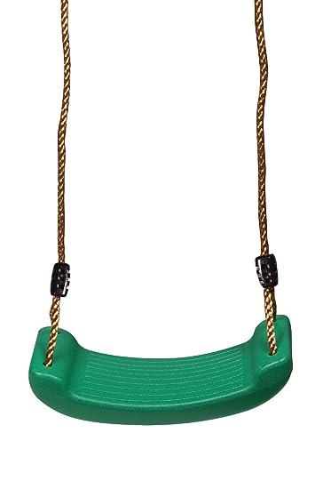Amazon Com Summersdream Rigid Hard Seat Green Child Swing