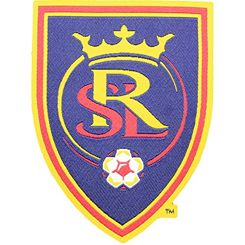 Real Salt Lake Soccer Team Crest Pro-Weave Jersey MLS Futbol Patch by Patch Collection