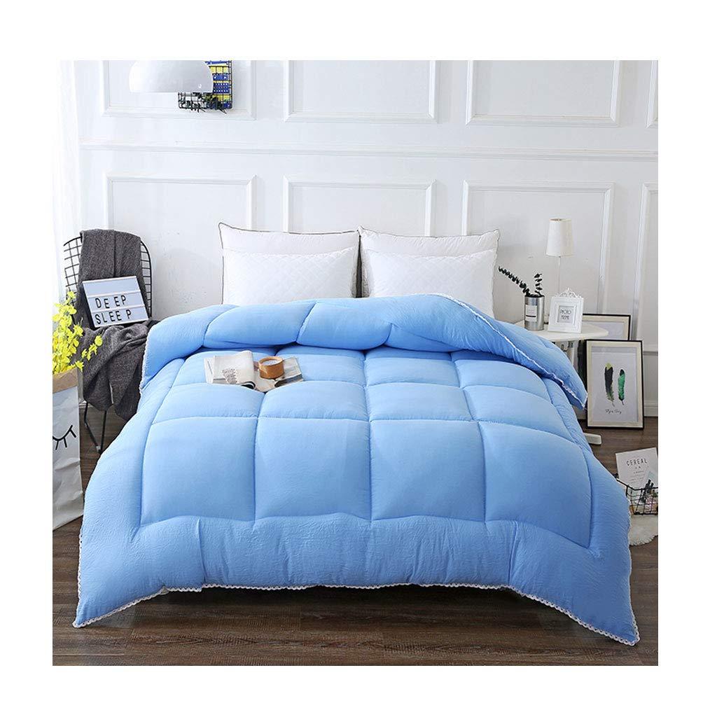 大人気定番商品 ファッションシンプルな秋と冬を厚くする個々のダブルソフト暖かいキルトコアベッドルームホステルベッドライニング (色 : 200×230cm(3.5kg) Gray, サイズ さいず : さいず 150×200cm(2.5kg)) B07MHX4C1M (色 200×230cm(3.5kg)|ライトブルー ライトブルー 200×230cm(3.5kg), ナカジョウムラ:7486110a --- itourtk.ru