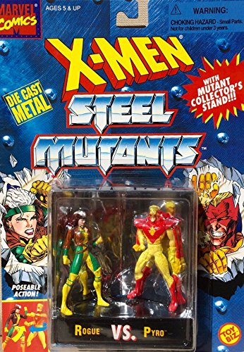 (X-men Steel Mutants Rogue Vs.)
