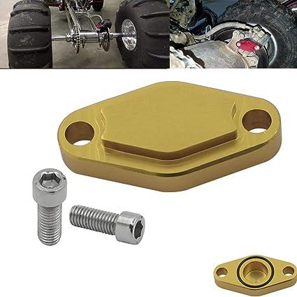Placa de freno de estacionamiento para motocicleta para Honda ...