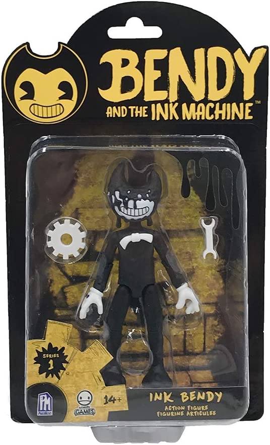 Bendy And The Ink Machine Minifigure Buildable Set Sammy Series 1
