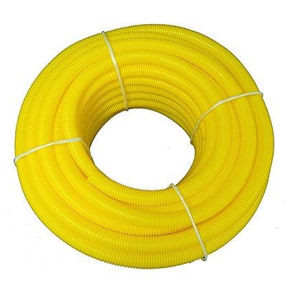 Flexible corrugado de polietileno (PE) tubos de Split Loom