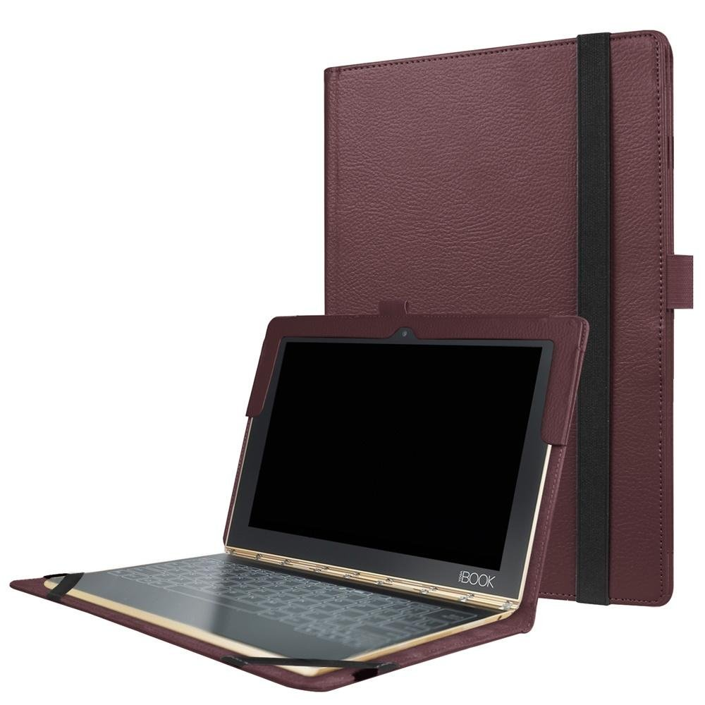 Funda Cobertora Para Lenovo Yoga Book Laptop 10.1 - Marron