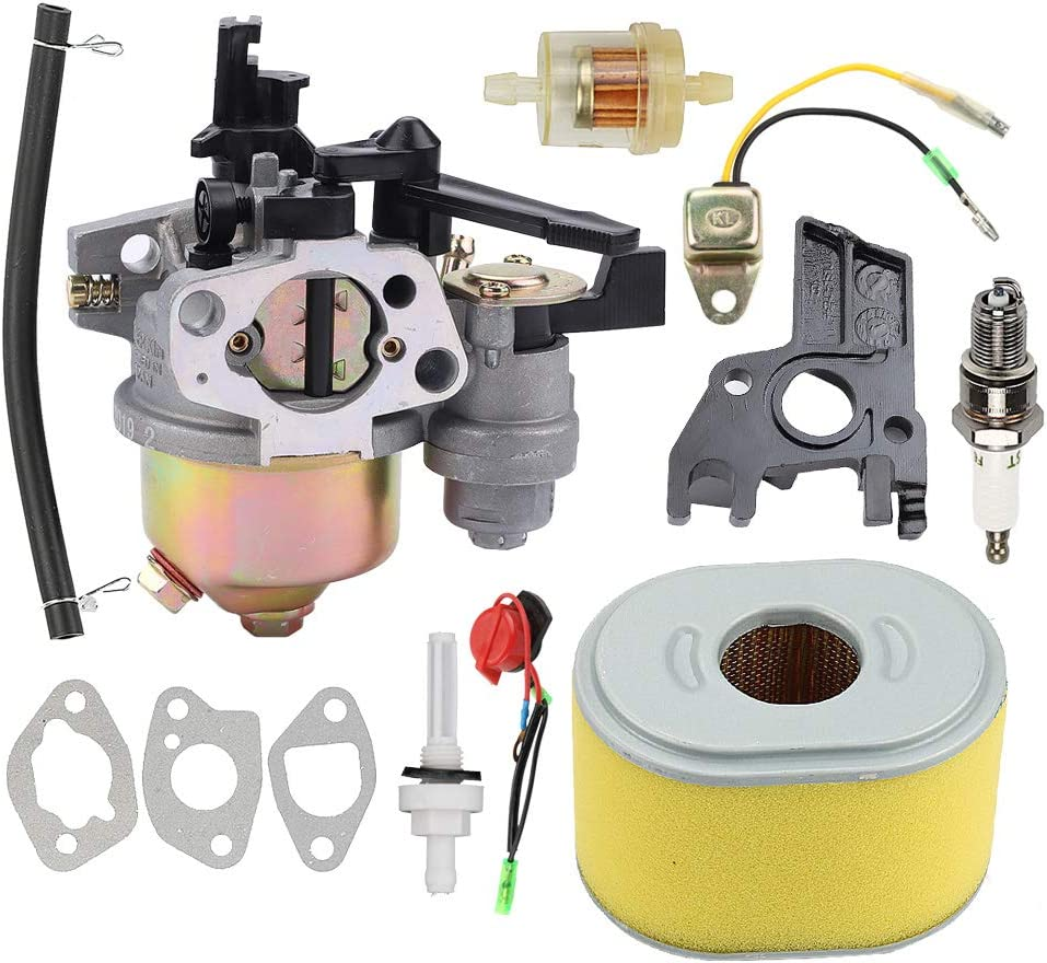 Allong GX160 GX200 Carburetor for Honda 5.5 HP 6.5 HP Engine GX140 GX168 GX168F Engine WP30X Water Pump Pressure Washer