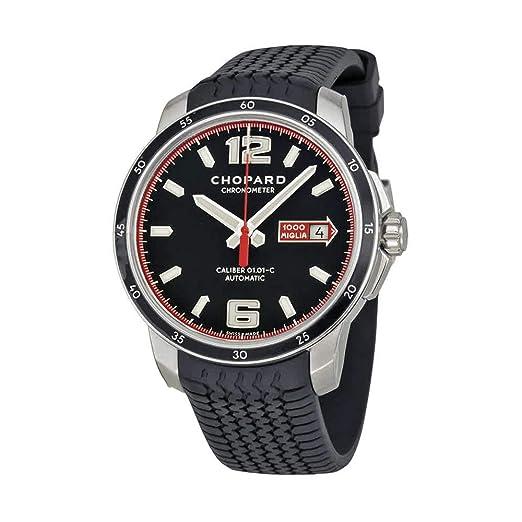 Chopard Mille Miglia GTS automático negro Dial Mens Reloj 168565 - 3001: Amazon.es: Relojes