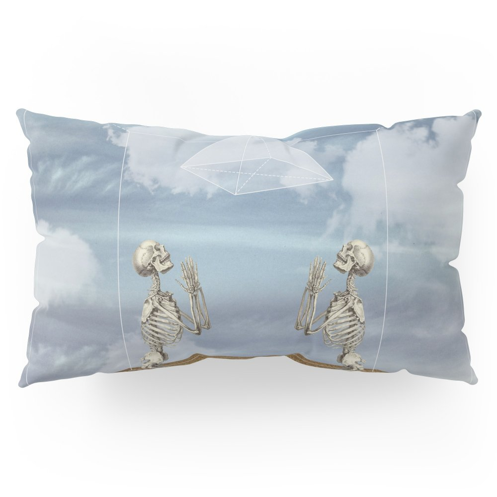 Society6 PRAY! Pillow Sham King (20'' x 36'') Set of 2