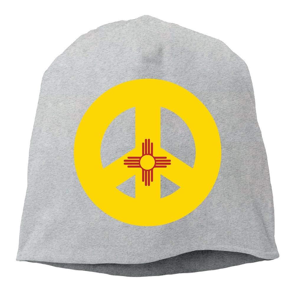 SHA45TM New Mexico Men /& Women Winter Helmet Liner Fleece Skull Cap Beanie Hat for Snowboarding Black
