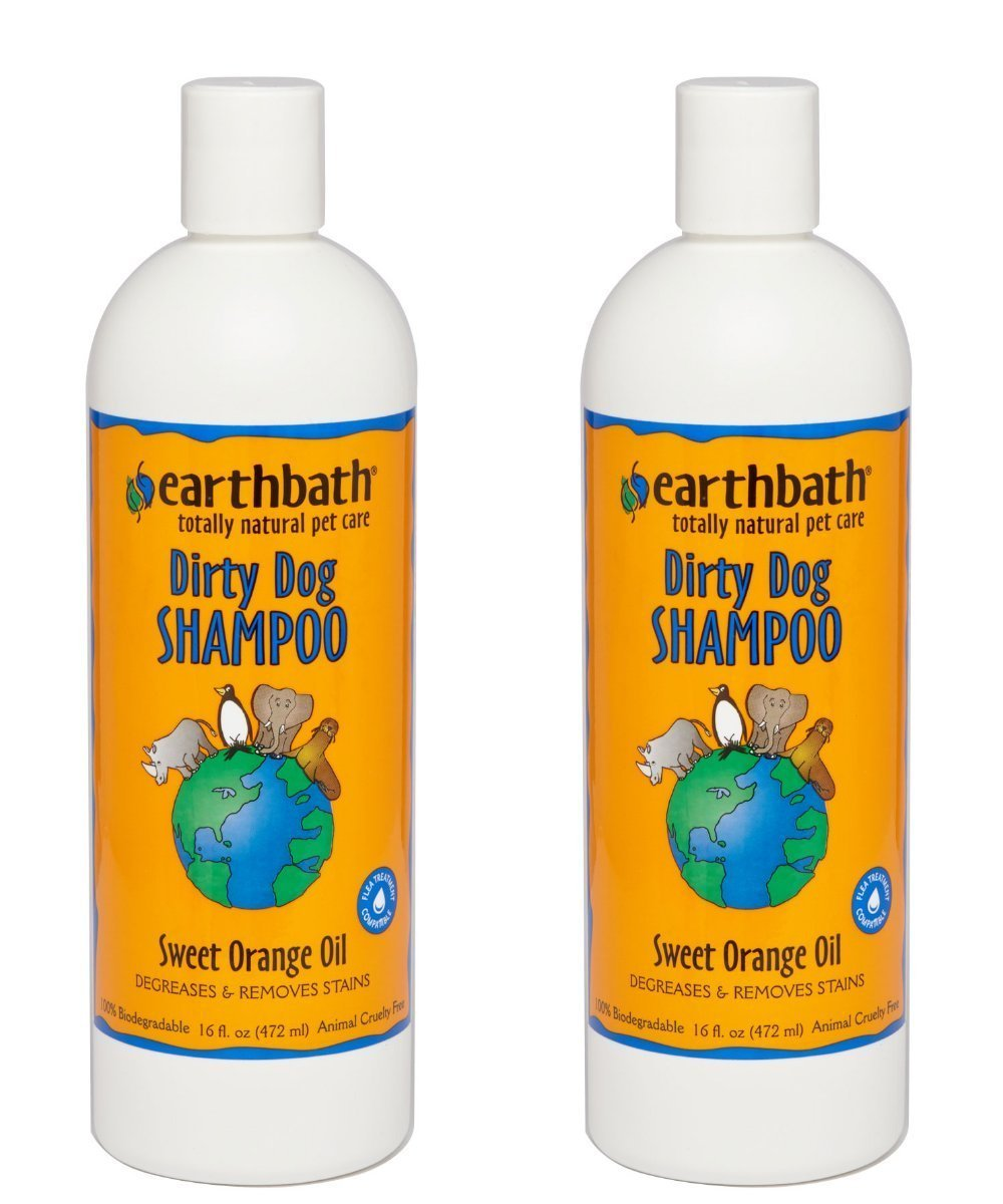 Amazon.com: earthbath todos los Pet Champú naturales ...