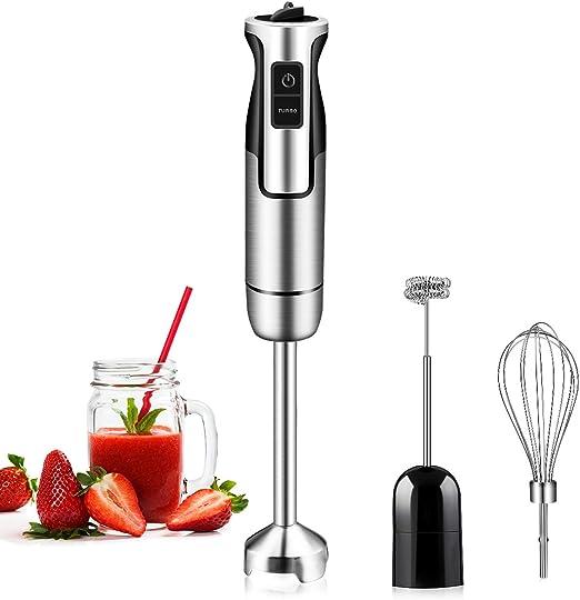 New 17pcs Multi Blender Food Processor Juicer Smoothie Maker Grinder Chopper Red