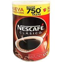 NESCAFÉ CLÁSICO, Café 100% Puro Soluble, 1.5 kg (Presentación puede variar)
