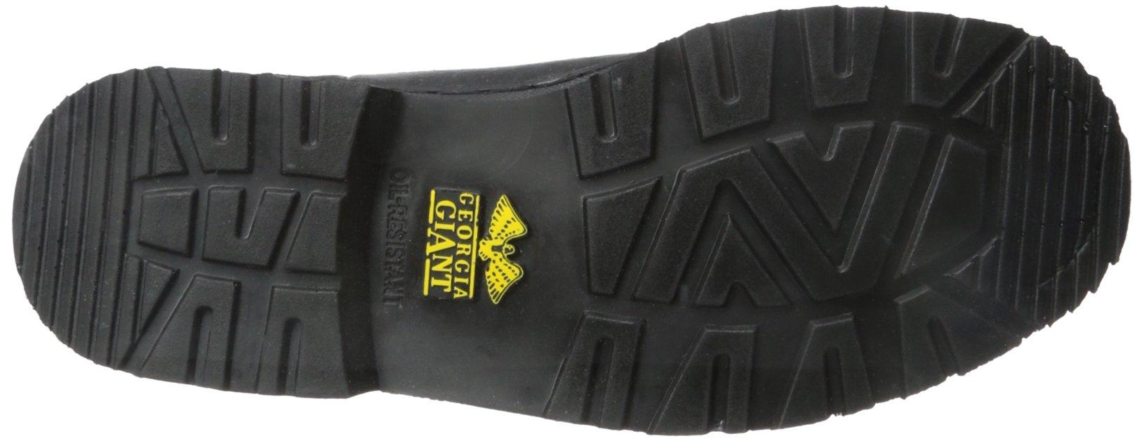 Georgia Boot Men's Twin Gore Romeo GR270 Work Boot,Black,6.5 M US by Georgia (Image #3)