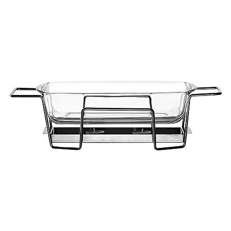 Montana 046937 - Fuente para horno (cristal): Amazon.es: Hogar