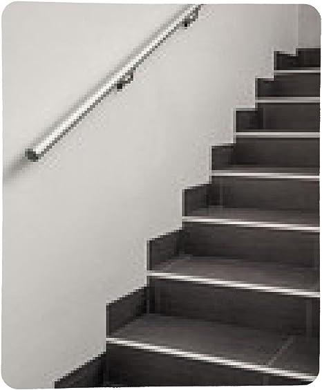 alfombrilla de ratón escaleras de baldosas modernas con barandilla de acero inoxidable: Amazon.es: Electrónica