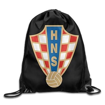 7945653b4a 2018 Soccer Croatia National Football Team Fashion Gym Sport Bag Outdoor  Backpack