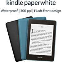 "Amazon 6"" Kindle Paperwhite 8GB Waterproof Wi-Fi + Cellular Tablet"