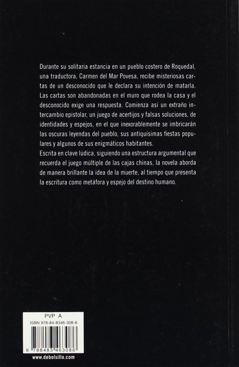 Cartas a un Asesino Insignificante (Debolsillo): Jose Carlos: 9788483463086: Amazon.com: Books